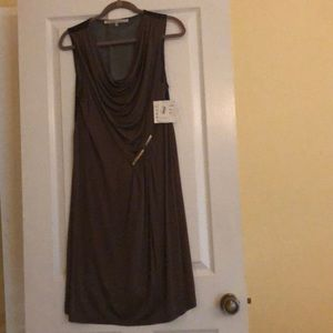 Dress (front & back view).